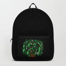 tree of life minimal sketch Backpack