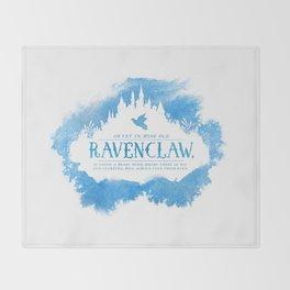 Ravenclaw Throw Blanket