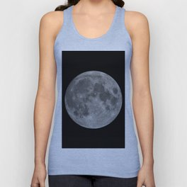 The Full Moon Unisex Tank Top