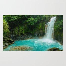 Rio Celeste, Costa Rica Rug