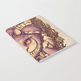 Cheshire Cat Notebook