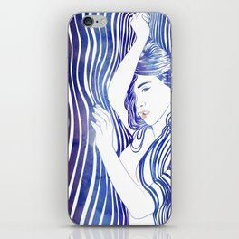 Water Nymph XXX iPhone Skin