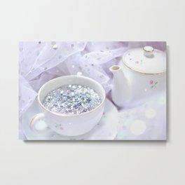 Magic Tea Metal Print