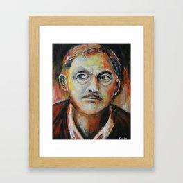 Karel Kryl Framed Art Print