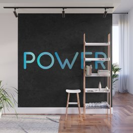 Power of the light Wall Mural