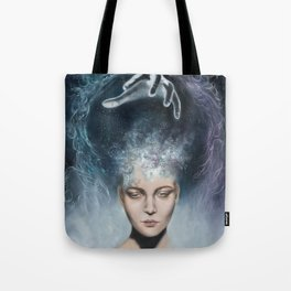 Divine Connection Tote Bag