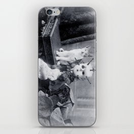 I Wish I iPhone Skin