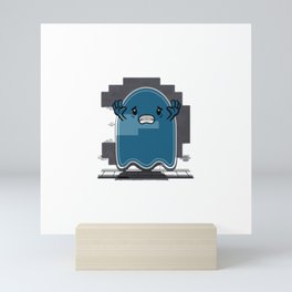 Pac The Ripper Mini Art Print