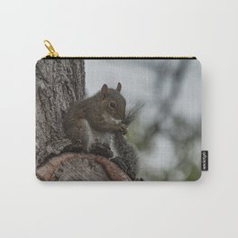 Squirrel Tail Carry-All Pouch