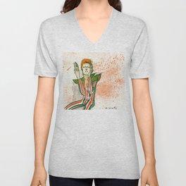 Schiele's Bowie Unisex V-Neck