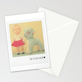 You're Such a Dear ♥ Stationery Cards