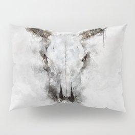 Animal skull Pillow Sham