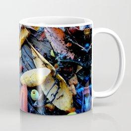 Leaves of a Strawberry Tree Coffee Mug