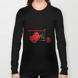 Vintage Steam Roller Long Sleeve T-shirt