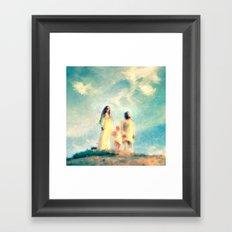 New Day Dawn Framed Art Print