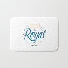 Be Royal Bath Mat