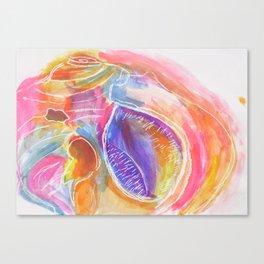 Sentimental Canvas Print