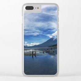 Atitlan Serentiy Clear iPhone Case
