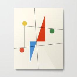Inspired by Sophie: Dada Art Print  Metal Print