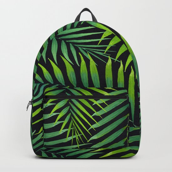 Palm leaves VII Backpack