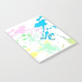 Paint Daubs (2) Notebook
