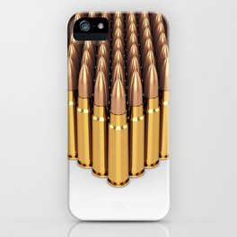 Ammunition iPhone Case