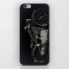 1937 Black iPhone & iPod Skin
