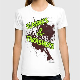 Slashers & Thrashers T-shirt