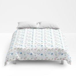 Warm Arctic Animals Comforters