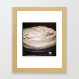 Pavlova Love Framed Art Print