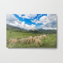 Old Man Of Coniston Metal Print