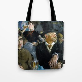 Édouard Manet - The Café-Concert Tote Bag