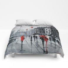 Paris Comforters