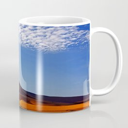 Clouds over Namib desert - Namibia Coffee Mug