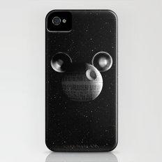 That's no moon... Disney Death Star iPhone (4, 4s) Slim Case