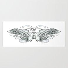 Klevra Peralta Art Print