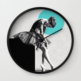 The dancer ... Wall Clock