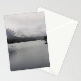 Rainy Hyalite Afternoon Stationery Cards
