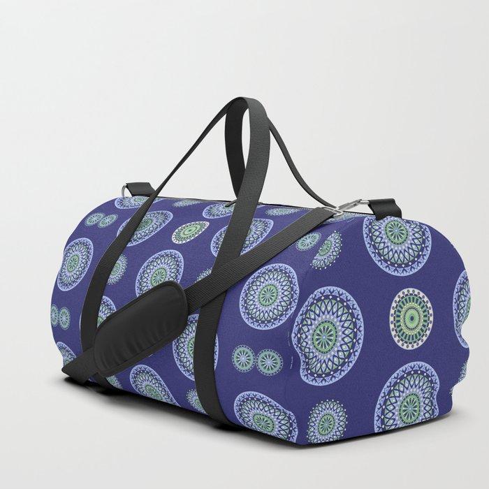 AFE Mandala Pattern Duffle Bag