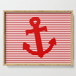Boat Anchor Serving Tray