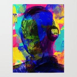 Robo Daze Poster