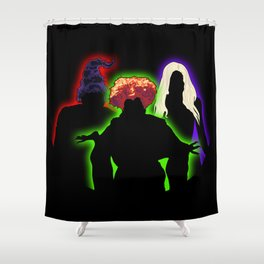 Hocus Pocus Shower Curtain