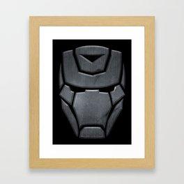 Iron-former Framed Art Print