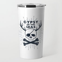 Gypsy Of The Seas Travel Mug