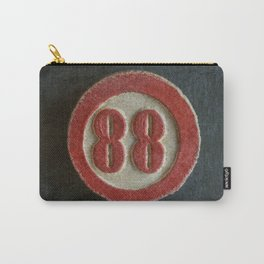 Eighty Eight Carry-All Pouch