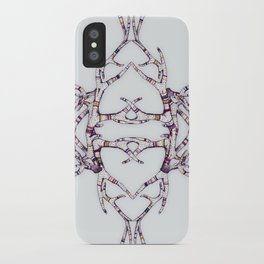 Mask-lers iPhone Case