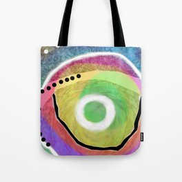 Rainbow 28 Tote Bag