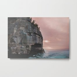 Munising, USA #society6 #buyart Metal Print