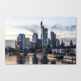 Frankfurt 2 Canvas Print