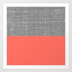 Greben Art Print
